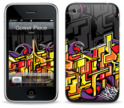 Gower Piece - Saber - iPhone 3G