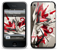 Red Metal - DAIM - iPhone 3G