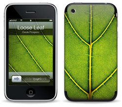 Loose Leaf - Derek Prospero- iPhone 3G