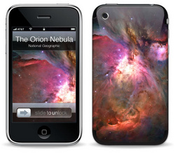 The Orion Nebula -  National Geographic - iPhone 3G