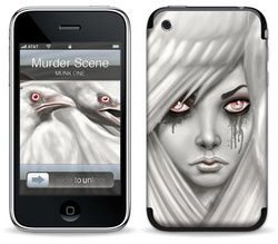 Murder Scene - Munk One - iPhone 3G