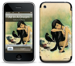 All In A Dream - Stella im Hultberg - iPhone 3G Skin