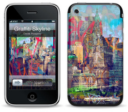 Graffiti Skyline - Derek Prospero - iPhone 3G