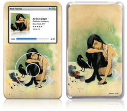 All In A Dream - Stella im Hultberg - iPod Classic Skin