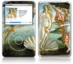 The Birth of Venus - Sandro Boticelli