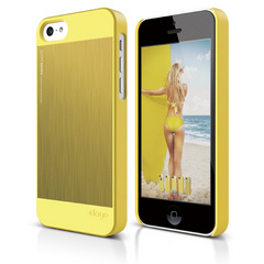 Elago S5C Outfit Morph MX for iPhone 5C - Yellow