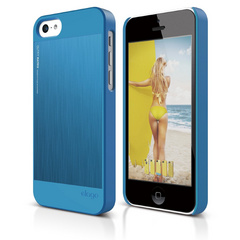 Elago S5C Outfit Morph MX for iPhone 5C - Blue
