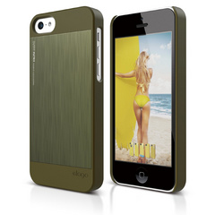 Elago S5C Outfit Morph MX  for iPhone 5C - Camo Green