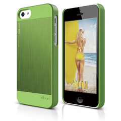 Elago S5C Outfit Morph MX for iPhone 5C - Green