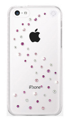 BMT Milky Way case for iPhone 5c - Pink Mix