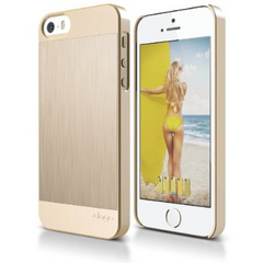 S5 Outfit MATRIX Aluminum Case - Gold