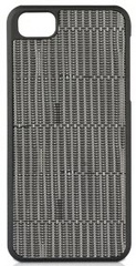 Texture snap-on case - Grey