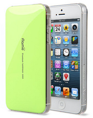 Van.D Premium Lighting iPhone 5 Case - Green