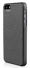 Protective texture hard-shell case - Black