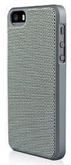 Protective texture hard-shell case - Grey