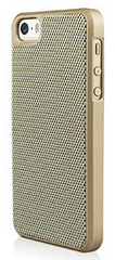 Protective texture hard-shell case - Gold