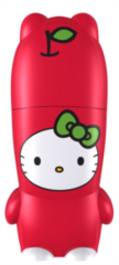 Hello Kitty Apple - Mimobot USB Flash Drive 2GB
