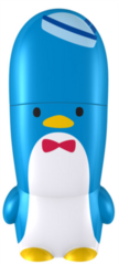 Tuxedo Sam - Mimobot USB Flash Drive 2GB