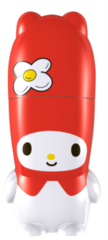 Hello Kitty My Melody - Mimobot USB Flash Drive 2GB