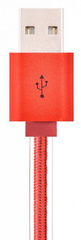 Devia Neo Lightning Cable - Red