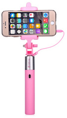 Focus Selfie Stick Drive-By-Wire - Pink