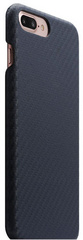 D+ Italian Carbon Leather Back Case - Navy