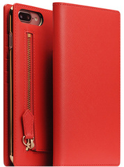 D5 CSL Zipper Case - Red