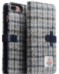 D5 Special Edition X Harris Tweed Case - Gray (iPhone 7/8 Plus)