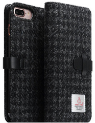D5 Special Edition X Harris Tweed Case - Black (iPhone 7/8 Plus)