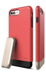 Elago S7+ Glide for iPhone 7 Plus - Italian Rose / Champagne Gold