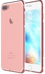 Devia Naked TPU Case for iPhone 7/8 Plus - Rose Gold