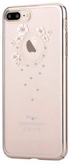 Devia Crystal Garland for iPhone 7 Plus - Gold