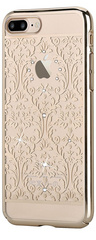 Devia Crystal Baroque for iPhone 7 Plus - Gold