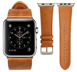 Jison Case Genuine Leather Band 38 | 40 mm - Brown