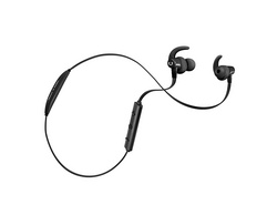 Lace Sports In Ear Headphones Bluetooth - Black
