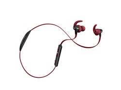 Lace Sports In Ear Headphones Bluetooth - Ruby