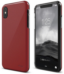 Elago Slim Fit 2 for iPhone X - Red