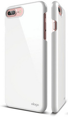 Elago S7+ Slim Fit 2 for iPhone 7 Plus - Jet White