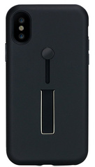 BMT SelfieLOOP case for iPhone X/Xs - Black
