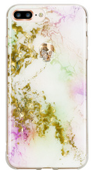 BMT Treasure Unicorn/Gold Skull case for iPhone 7/8 Plus
