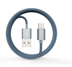 Devia Micro USB Cable Grey - 1m