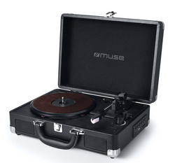 Muse Turntable Stereo System
