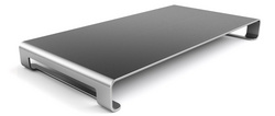 Satechi Slim Aluminum Monitor Stand - Space Grey