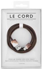 Le Cord Aquarelle Brown - 1.2m
