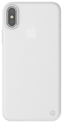 SwitchEasy Ultraslim case for iPhone X - Frost White