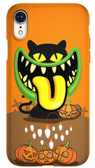 SwitchEasy Monster Case for iPhone Xr- Spooky