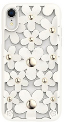 SwitchEasy Fleur Case for iPhone Xr - White