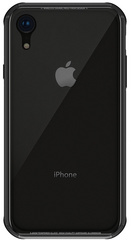 SwitchEasy iGlass Case for iPhone Xr - Black
