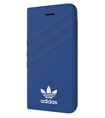 OR Booklet Case SUEDE FW17 (Blue)