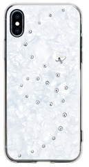 BMT Papillon Crystal case for iPhone X/Xs